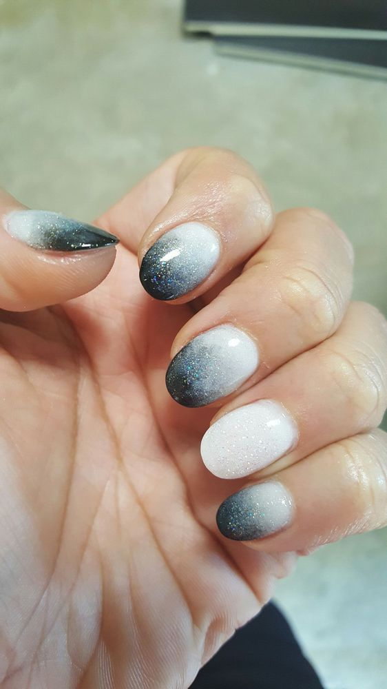 LOVE my ombre nexgen nails! - Yelp