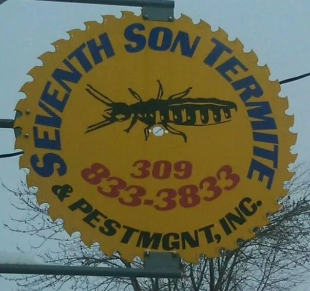 Seventh Son Termite & Pest Management: 418 N Dudley St, Macomb, IL