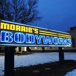 Morrie's Bodyworks Body Shops 2605 W Wayzata Blvd