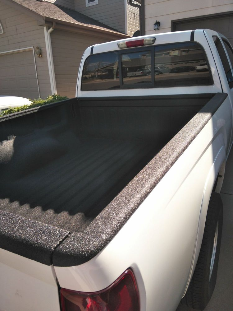 How Much Does A Spray In Bedliner Cost >> Truck Bed Liner Denver Co - bedliner