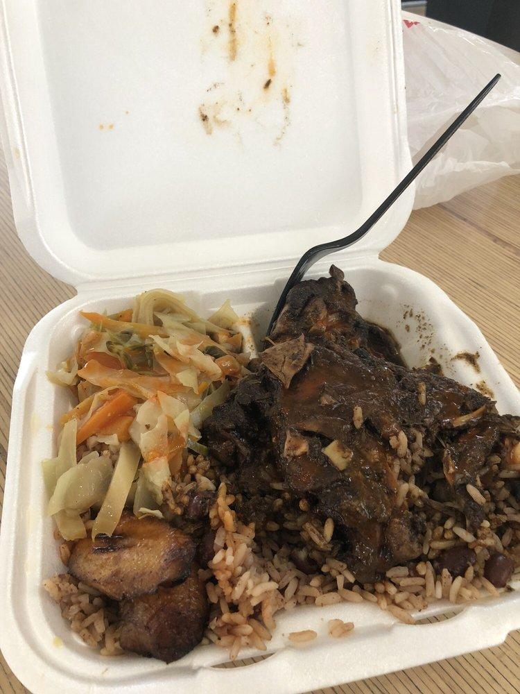 Contreju Jamaican Restaurant: 639 Thornton Rd, Lithia Springs, GA