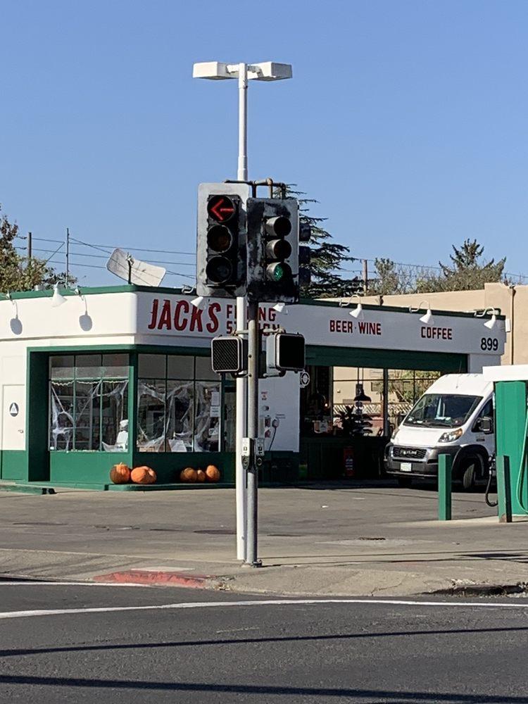 Jack's Filling Station