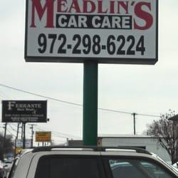 Meadlin S Car Care Duncanville Tx