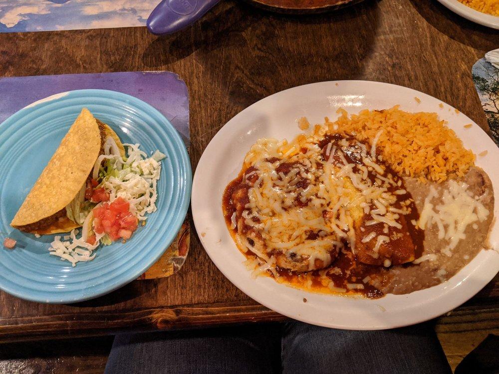 San Marcos Mexican Grill: 4867 Westside Plz, Marianna, FL