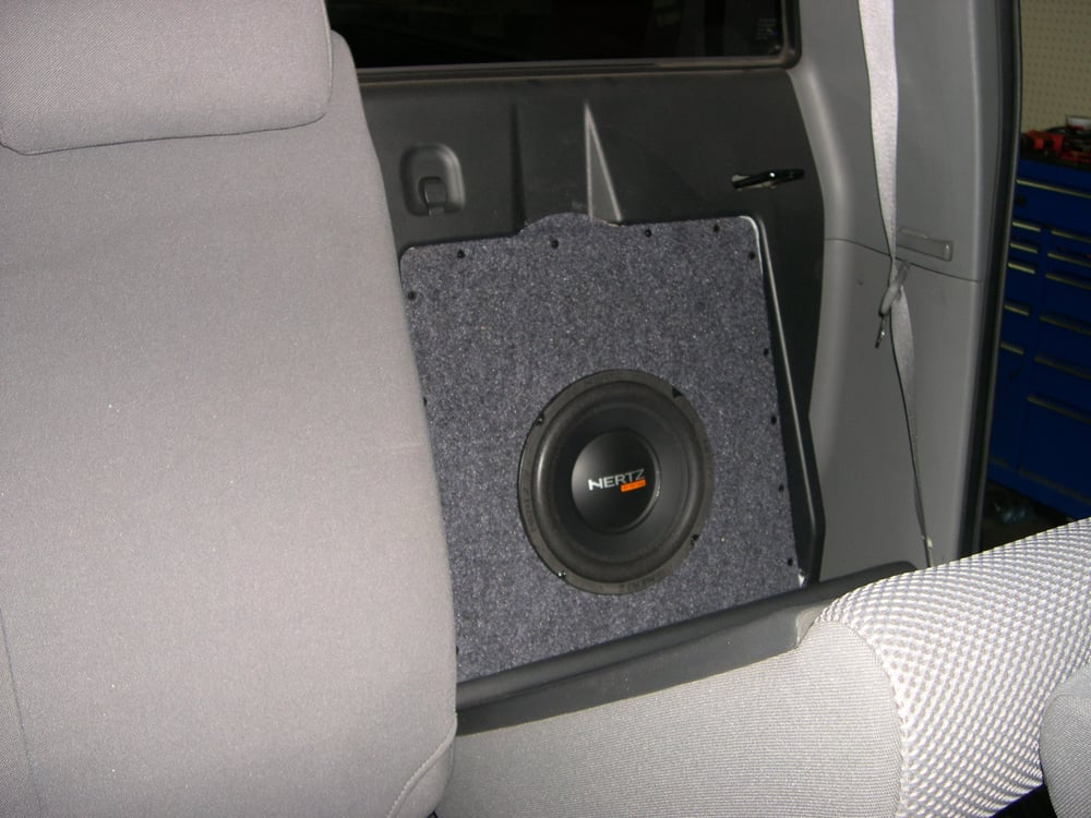 toyota tacoma custom sub box audio matrix yelp. Black Bedroom Furniture Sets. Home Design Ideas