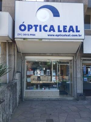Otica e Relojoaria Leal - Opticians - Av. Wenceslau Escobar 2907 ... 08f3833970