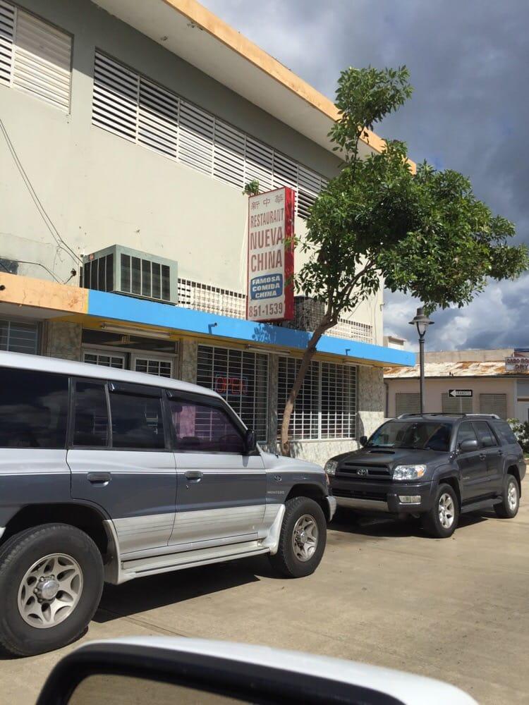 Nueva China: Calle Pedro, Cabo Rojo, PR