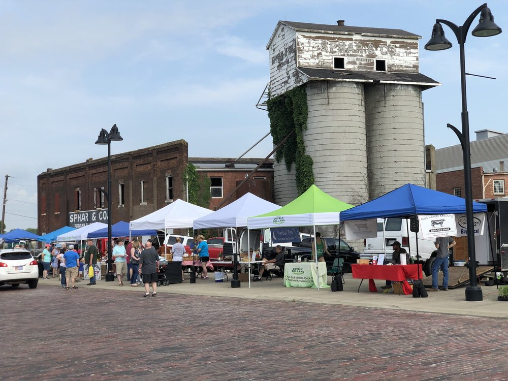 Winchester Farmers Market: 123 N Main St, Winchester, KY