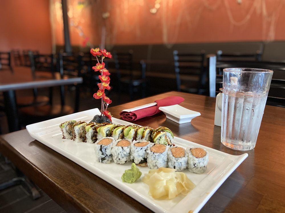 Ginza Japanese Restaurant: 333 W Brown Deer Rd, Milwaukee, WI