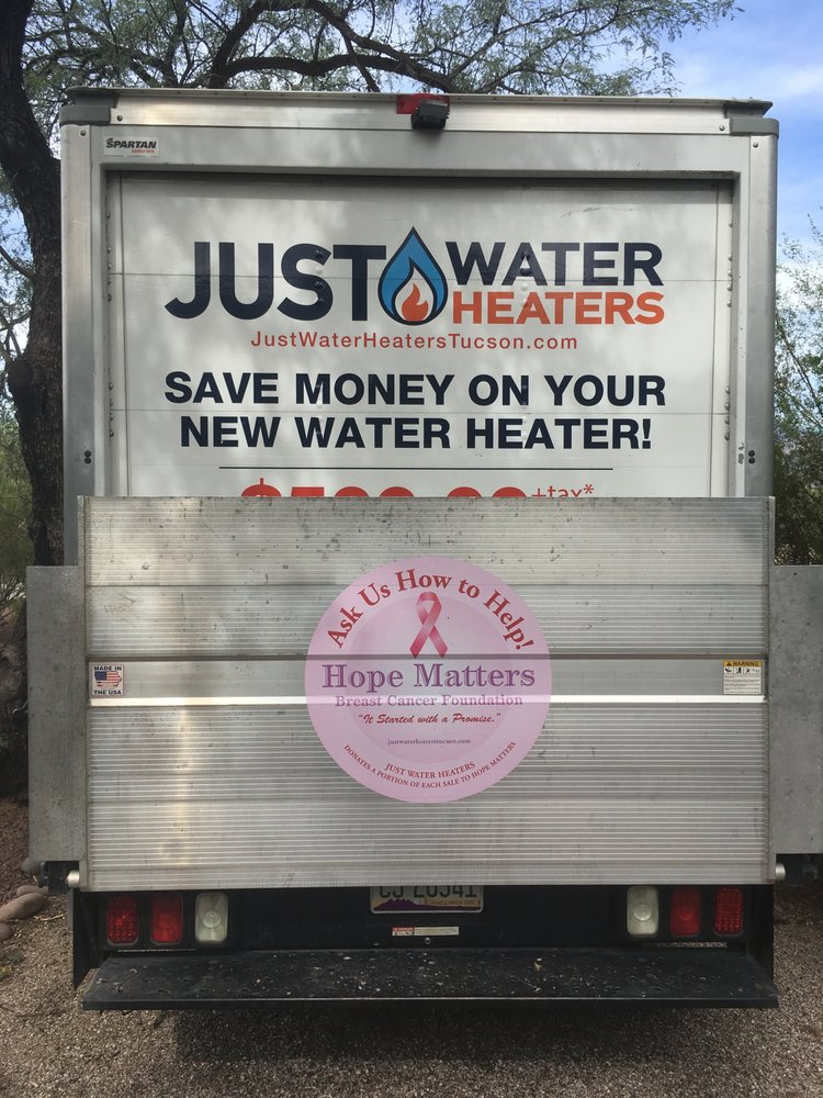 Just Water Heaters