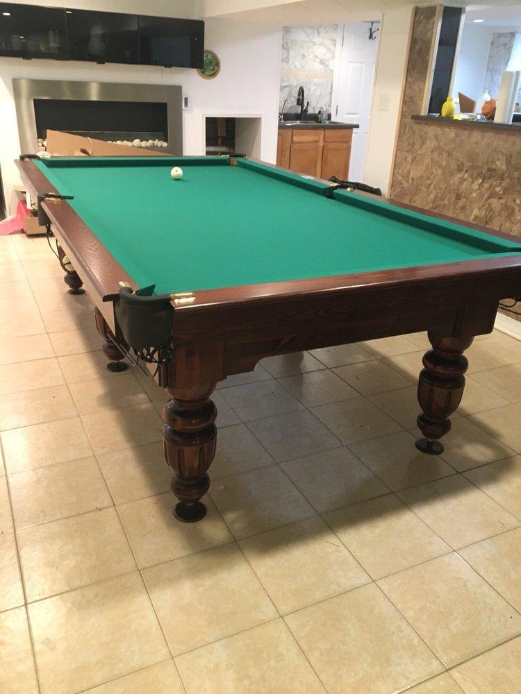 Pool Table Movers Portland Table Ideas - Portland pool table movers