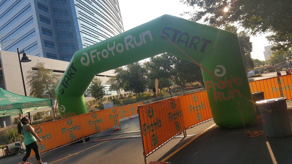 Photos for FroYo Run