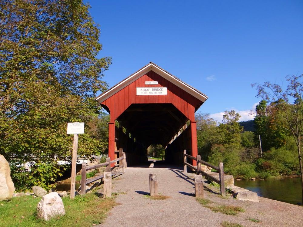 Kings Covered Bridge: Rt 653, Somerset, PA