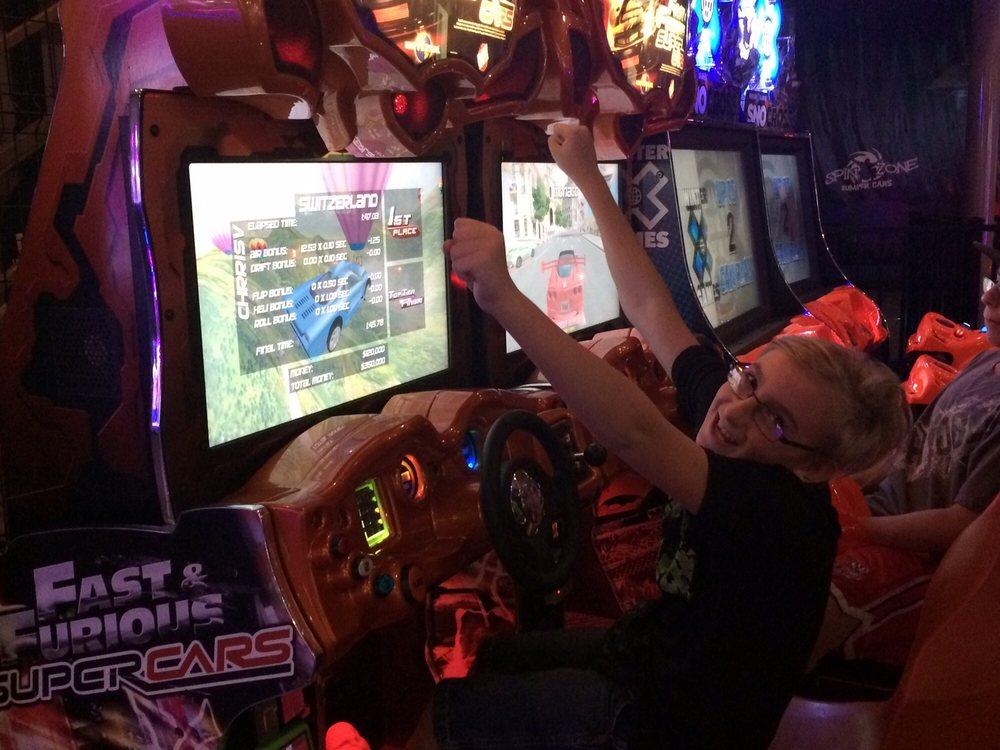 Loveland Laser Tag Fun Center: 401 Denver Ave, Loveland, CO
