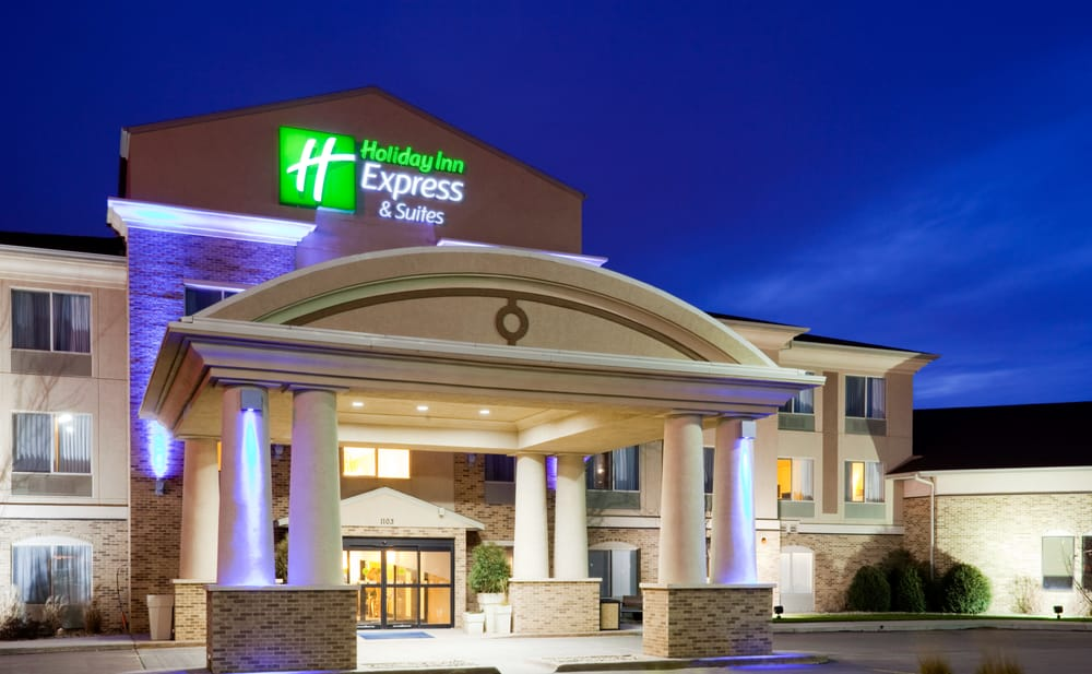 Holiday Inn Express & Suites Sioux Falls-Brandon: 1103 N Splitrock Blvd, Brandon, SD