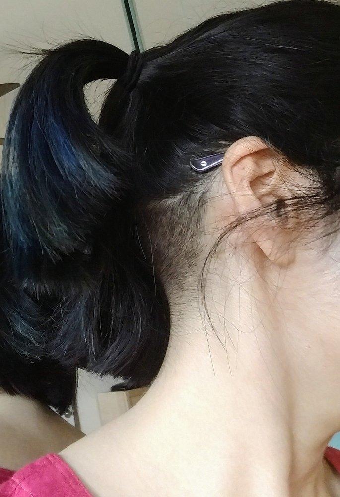 Undercut With Ponytail Yelp
