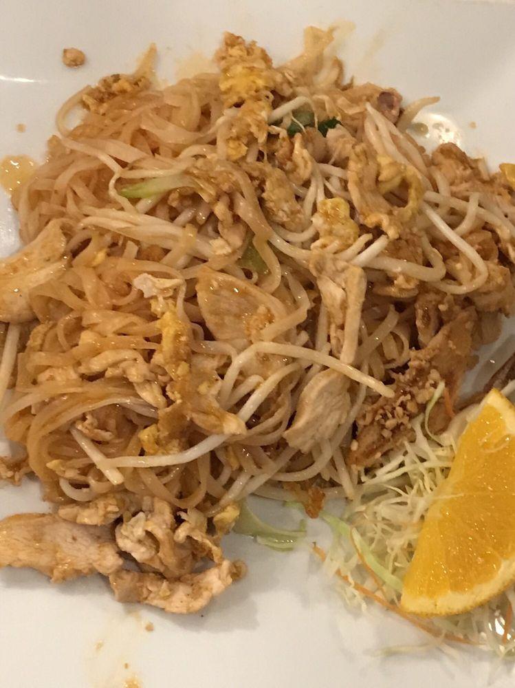 Dang's ThaiCuisine&Sushi Bar: 310 N Main St, Hailey, ID