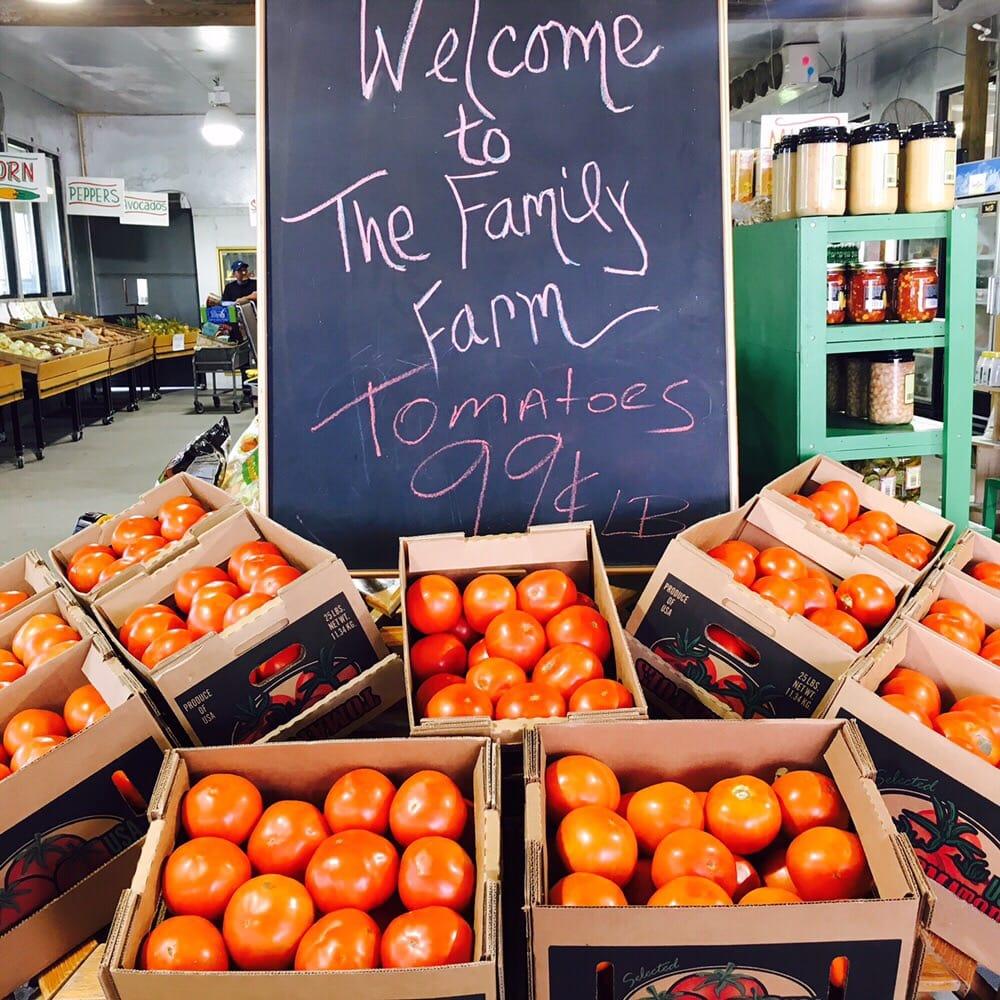 The Family Friendly Farm