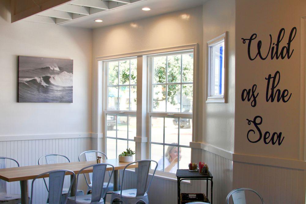 Cafe Near Manhattan Beach Ca