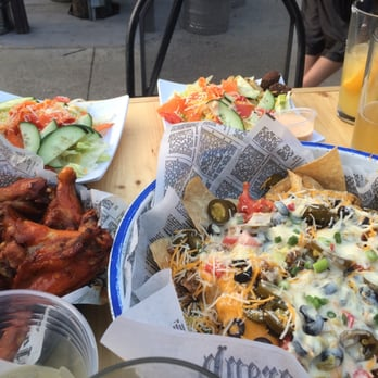 Photo Of Floyd S Bar Victoria Mn United States Nachos Wings