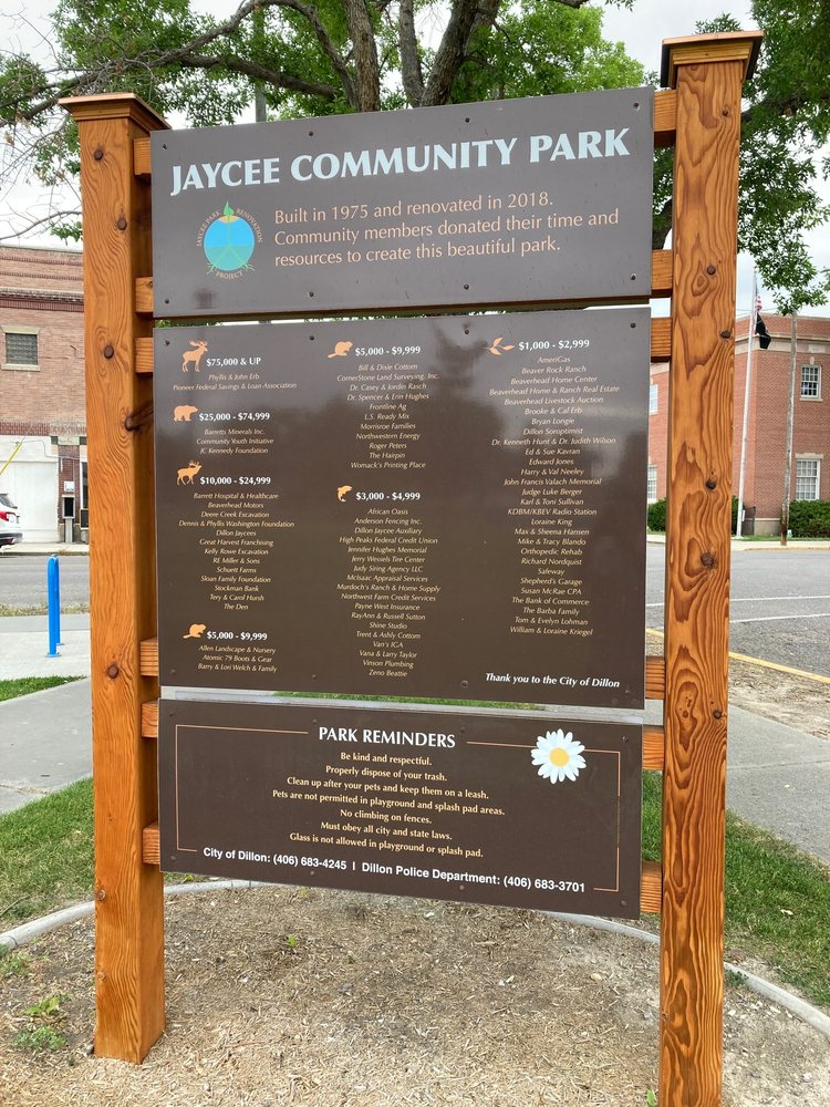 Jaycee Community Park: 1700 River Dr N, Great Falls, MT