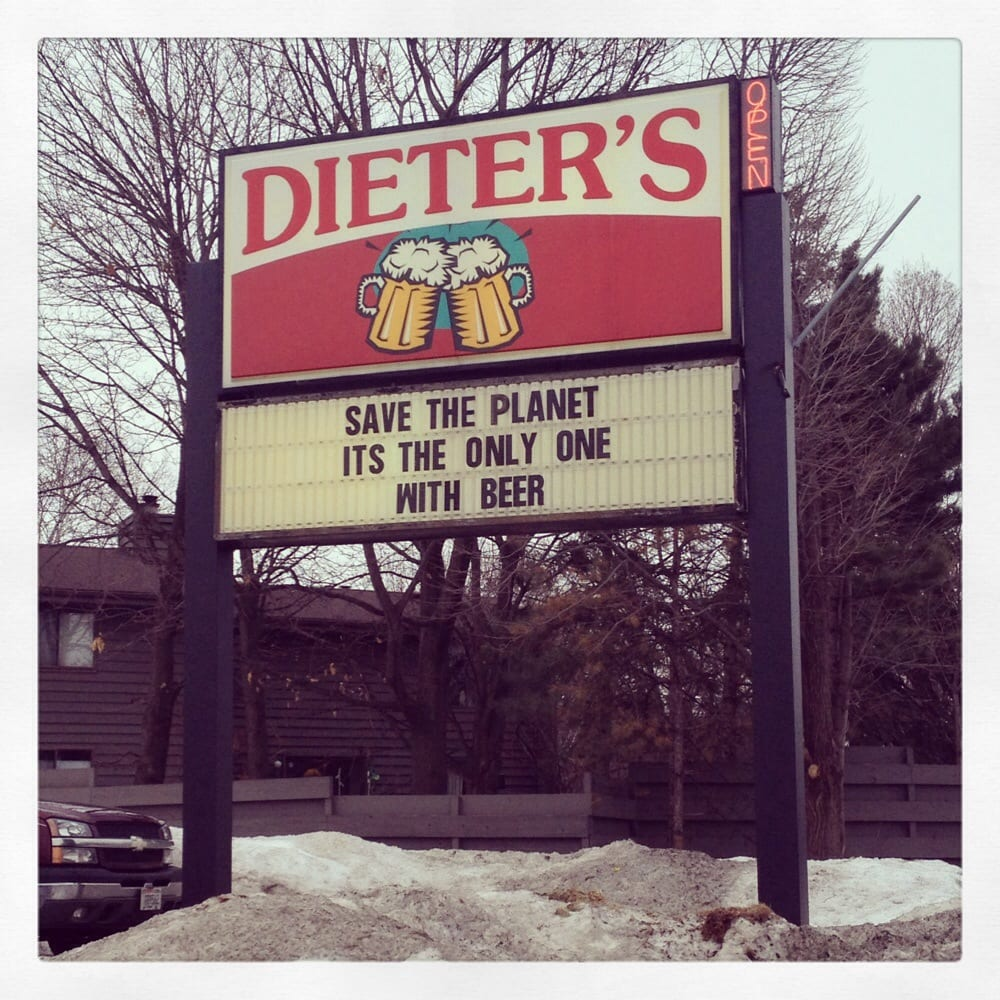 Dieter\'s Ale Haus - Sports Bars - 830 E Northland Ave, Appleton, WI ...