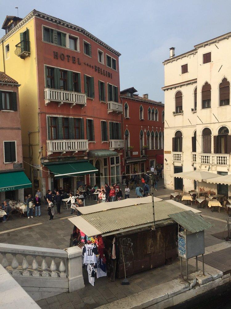 Hotel Bellini Venezia Telefono
