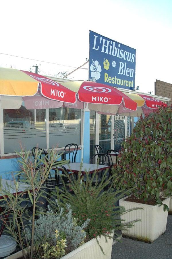 l hibiscus bleu closed caribbean 365 avenue des tats unis toulouse france restaurant. Black Bedroom Furniture Sets. Home Design Ideas