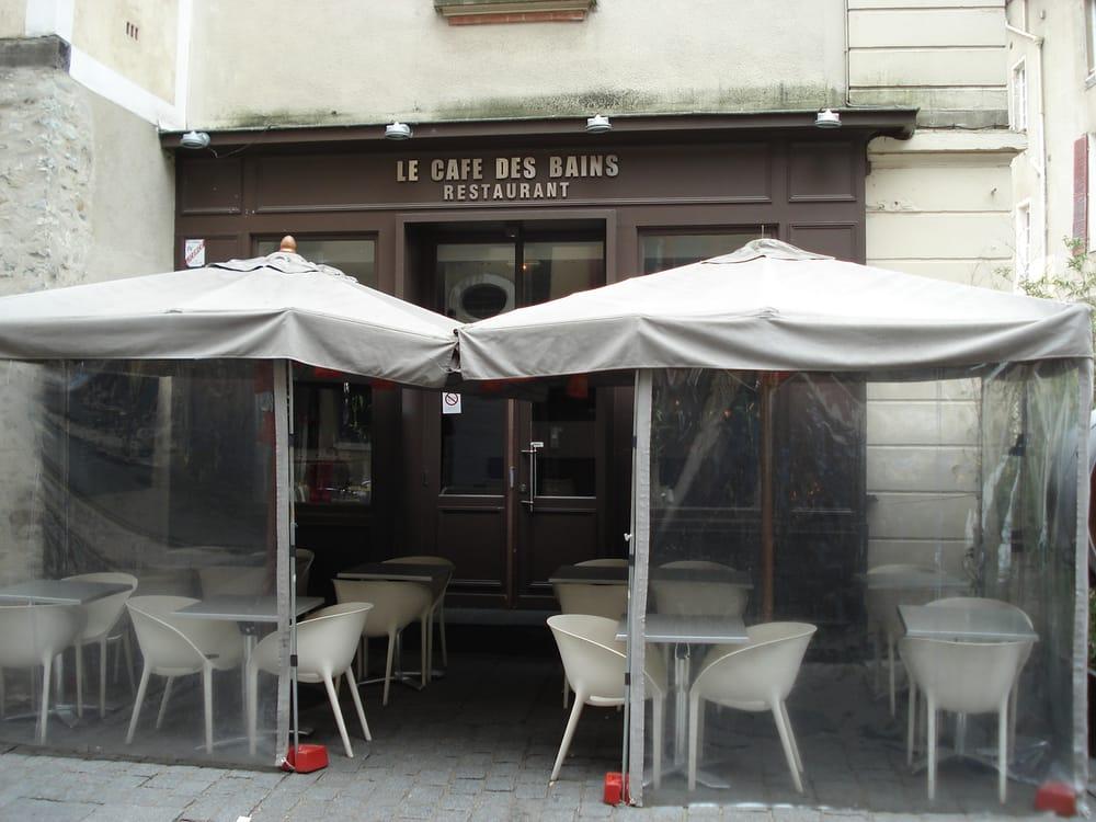 Restaurant Rennes Le Caf Ef Bf Bd Des Bains