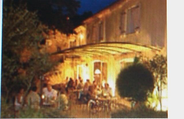 Restaurant Les Buisses - St Restitut
