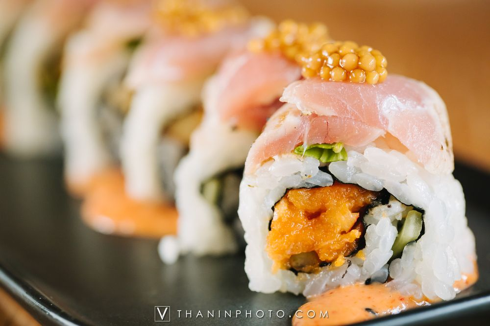 Bamboo Sushi: 404 SW 12th Ave, Portland, OR