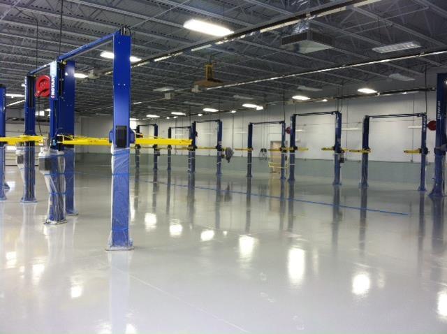 Photos For Garage Floor Coating Of Mn Yelp