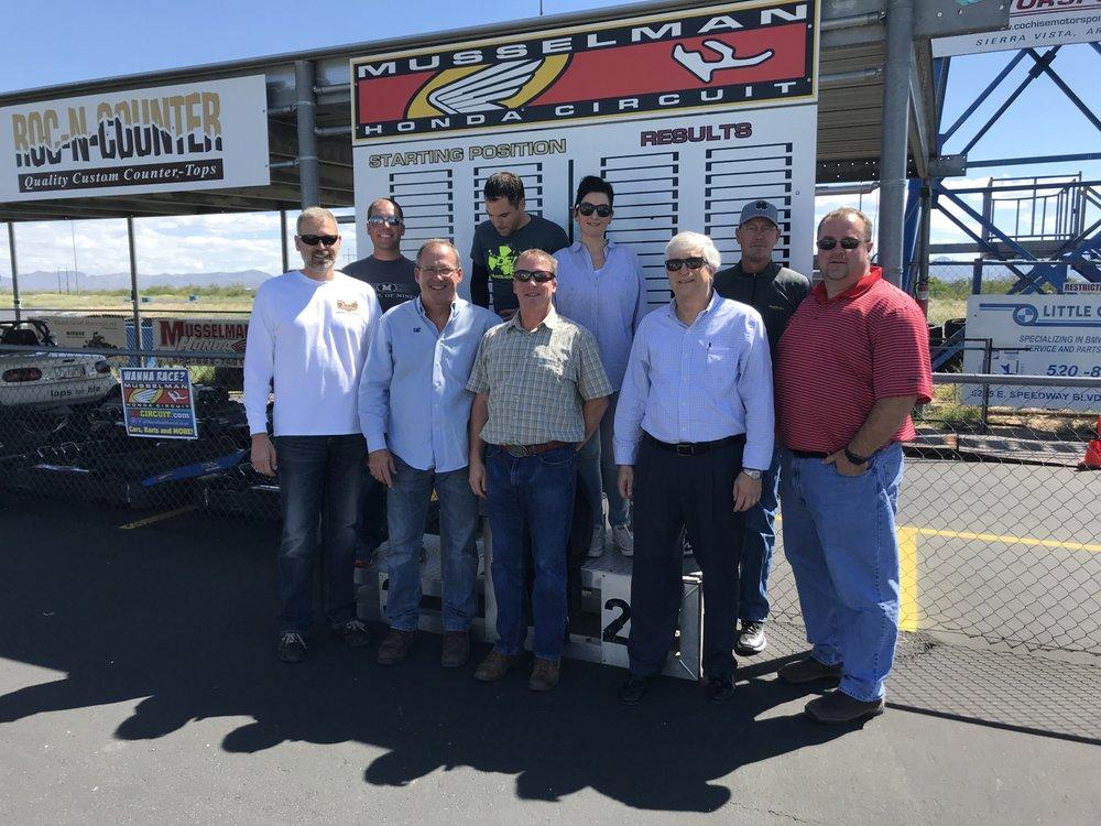 Musselman Honda Circuit: 11800 S Harrison Rd, Tucson, AZ