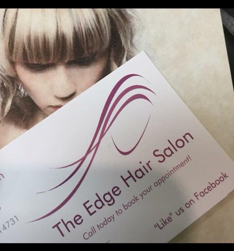 The Edge Hair Salon: 13 Monroe St, Ellicottville, NY
