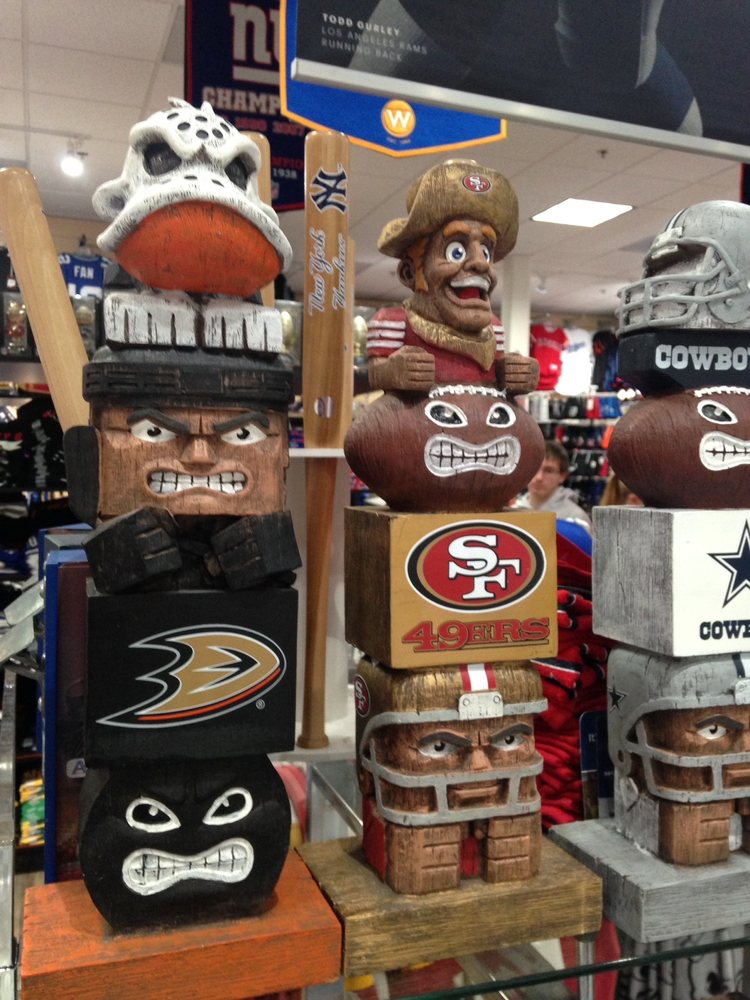 Sports Treasures: 1065 Brea Mall, Brea, CA