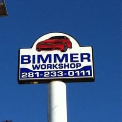 Bimmer Workshop - 3421 Fm 1960 Rd W, IAH Airport Area, Humble, TX