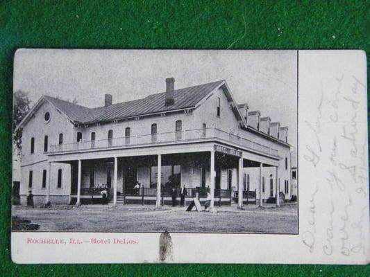 Photo Of De Los And Ogle Hotel Apts Rochelle Il United States