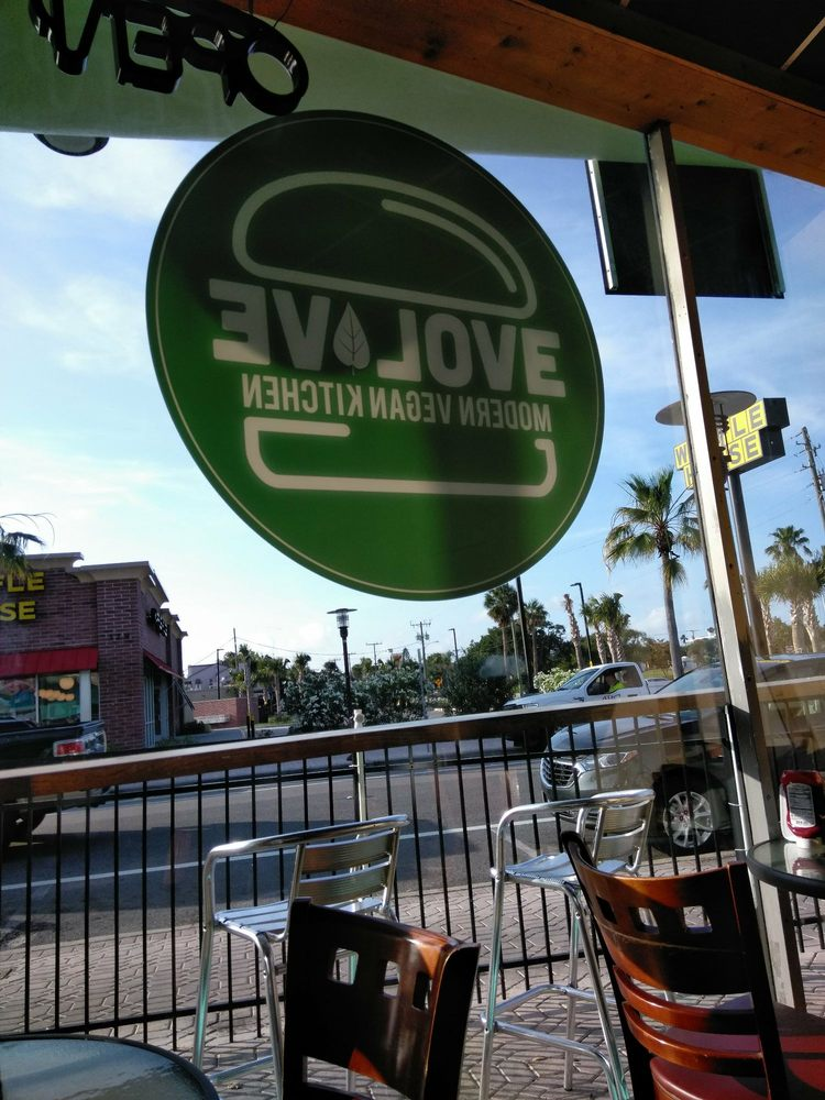 Evolve Modern Vegan Kitchen