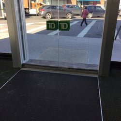td bank how to get your bank transit
