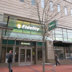 Fidelity Investments - 825 SW Fifth Ave, Downtown, Portland, OR