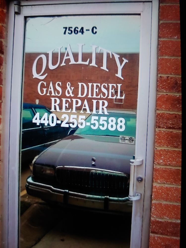Quality Gas & Diesel Repair
