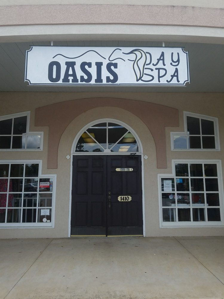 Oasis Day Spa and Salon of Albany: 1410 Dawson Rd, Albany, GA