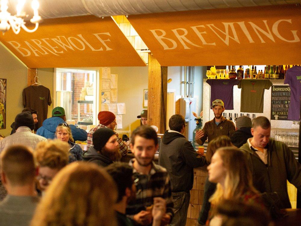 BareWolf Brewing: 12 Oakland St, Amesbury, MA