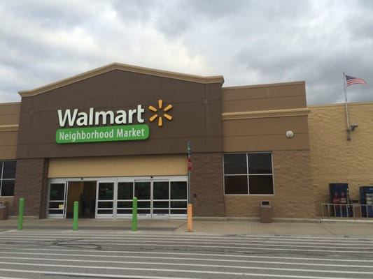 Walmart Neighborhood Market 3805 S Keystone Ave Indianapolis IN