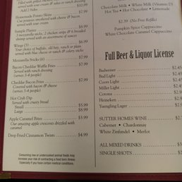Kountry Kitchen Menu   Photos For The Real Thurmont Kountry Kitchen Menu Yelp