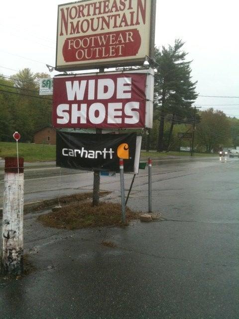 Northeast Mountain Footwear: 107 Monadnock Hwy, North Swanzey, NH