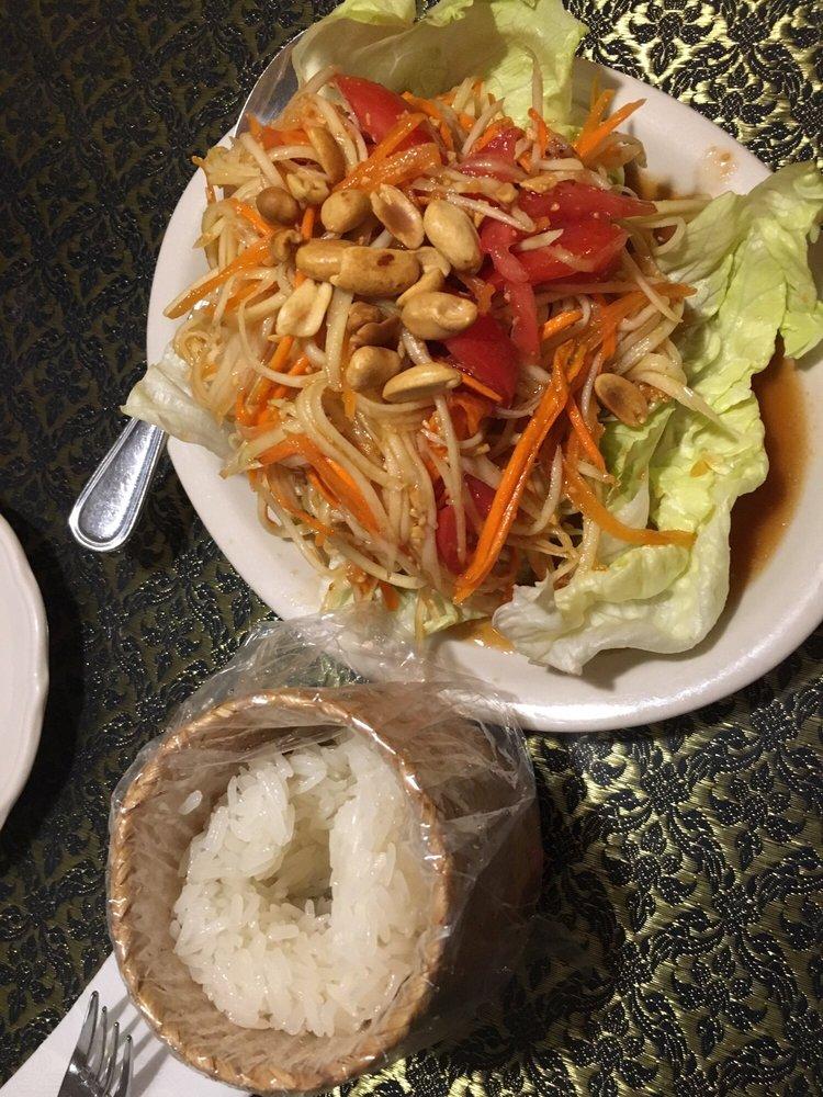 Brown Rice Thai Cusine: 26 W Boylston St, West Boylston, MA