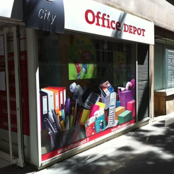 office depot - office equipment - 24 avenue raymond poincaré