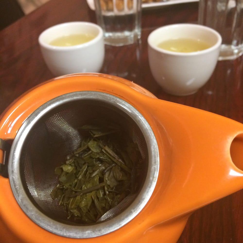 Happy Garden: loose leaf tea - Yelp