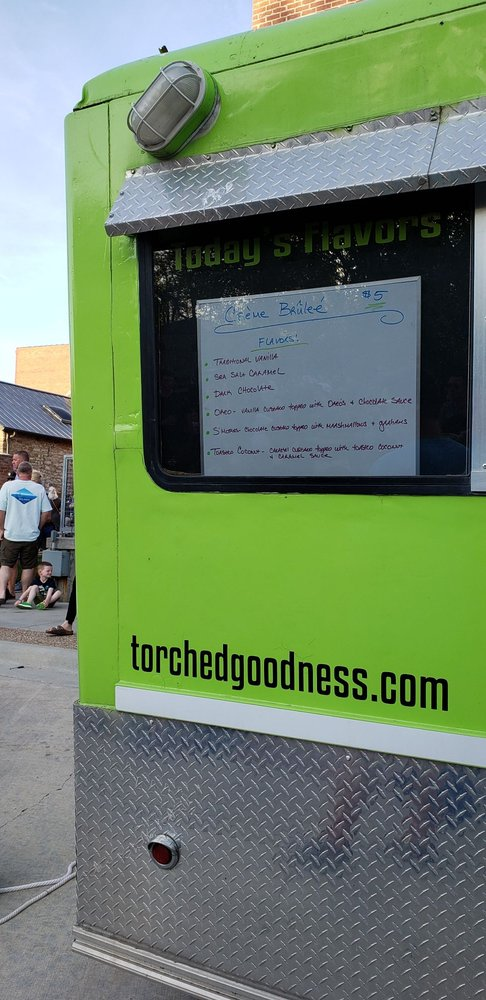 Torched Goodness: Lawrence, KS